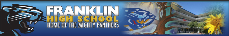 Benjamin Franklin Senior High School and Dual Language Academy  Logo